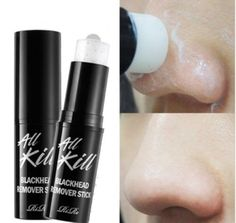Rire All Kill Blackhead Remover Stick / Pore Tightening Skin Care Quick and Easy for sale online Face Care, Body Care, Skin Care, Get Rid Of Blackheads, Beauty Book, Blackhead Remover, Beauty Hacks, Beauty Advice, Fragrance