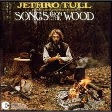 Jethro Tull released 'Songs From the Wood' today in #music #history, 11 February #1977. #JethroTull #rock #70s #Spinogle