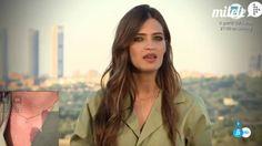 Sara Carbonero luciendo nuestro colgante de Apodemia en el primer episodio de Quiero Ser en Telecinco