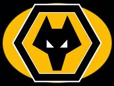VISTO DAL basso    : CALCIO Wolverhampton e il logo visto dal basso