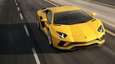 Lamborghini Aventador S - Der neue Lambo für Egoisten