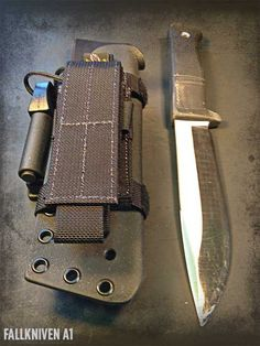 Fallkniven A1 Survival Sheath - Apocalypse Gear