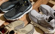 Nike Air Footscape Woven Chukka.