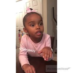 😂 When you're 6 but got a 36-year-old soul. ❤️ - 🎥IG @tabgeezy