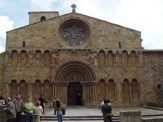 Iglesia de Santo Domingo, Soria (España)