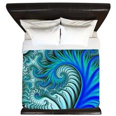 The Great Wave King Duvet > For the Bedroom and Living Room > Virtual Continuum