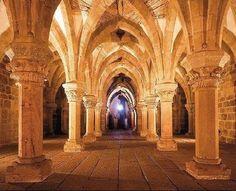 Prokop) basilic in Třebíč (South Moravia), Czechia Heart Of Europe, Romanesque, 12th Century, Countryside, Taj Mahal, Heritage Site, Architecture, World, Czech Republic