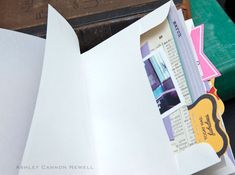 A New Design blog » Paper Crafting Ideas by Ashley Cannon Newell » page 9