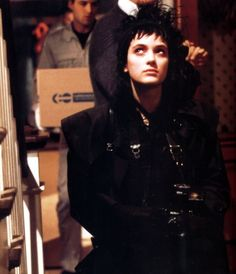 Find images and videos about movies, winona ryder and beetlejuice on We Heart It - the app to get lost in what you love. Winona Ryder Beetlejuice, Lydia Beetlejuice, Annie Clark, Riot Grrrl, Rose Mcgowan, Kat Dennings, Christina Ricci, Winona Ryder Style, Beetlejuice Wedding