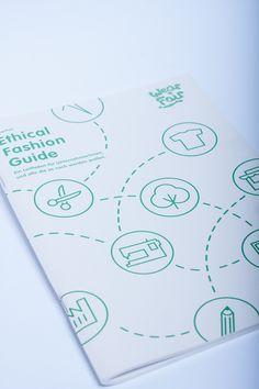 Ethical Fashion Guide by Maximilian Huber, via Behance