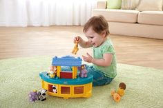 Fisher-Price Little People Noah's Ark Review