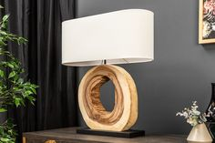 Stolová lampa ARTWORK RING Table Lamp, Living Room, Lighting, Rings, Artwork, Home Decor, Products, Environment, Unique