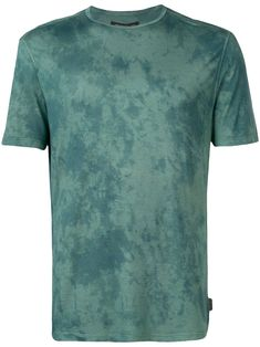 John Varvatos tie-dye print T-shirt - Blue Blue Tie Dye, John Varvatos, Size Clothing, Shop Now, Women Wear, Mens Tops, T Shirt, Fashion Design, Clothes