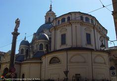 Santuario di Maria Consolatrice, la Consolata, Piazza della Consolata #Torino