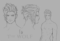 The Wolf by Z-Pico.deviantart.com