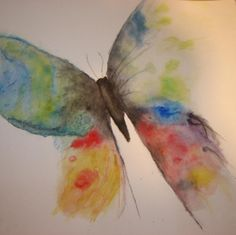 Butterfly :) @Jennette Stone This made me think of you!