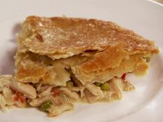 Chicken Pot Pie Recipe : Ree Drummond : Recipes : Food Network