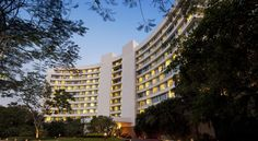 Lakeside Chalet, Mumbai - Marriott Executive Apartments Mumbai Marriott Executive Apartments offers pet friendly accommodation with splendid lake or hill views. It features an outdoor pool and a kids pool. Laundromat use is free.