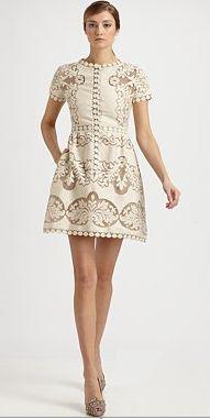 Valentino-Lace-Dress
