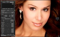 Whiten Teeth & Eyes in Aperture Tutorial. Great tutorial for portrait photographers who need to learn how to whiten teeth & eyes in Aperture 3. #aperture #apple #mac #photography