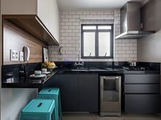 Kitchen coatings: 90 designs, designs and photos, Small Apartments, Kitchen Interior, Kitchen Cabinets, Sweet Home, House Design, Inspiration, Home Decor, Kitchen Photos, Gabriel