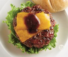 Smoky Bacon BBQ Burgers Recipe Tastefully Simple Recipes, Smoky Bacon, Bbq Bacon, Home Recipes, Cheddar Cheese, Grilling, Easy Meals, Yummy Food, Beef