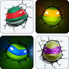 """Start the New Year with the famous pizza-loving """"Heroes in a Half-Shell."""" TMNT deco lights now available http://tgt.biz/1lJkMia"""