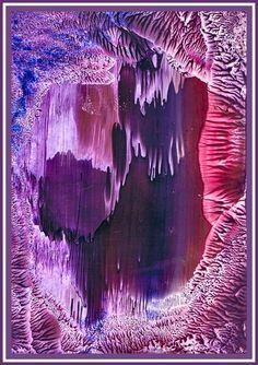 Druipsteengrotten geschilderd met bijenwas door Beika Kruid Caves, Appreciation, Celestial, Building, Outdoor, Beauty, Outdoors, Buildings, Blanket Forts