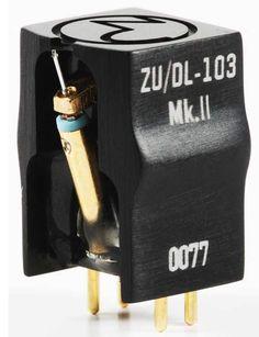 Zu Audio DL103 mk2 modified Denon DL103R MC cartridge.