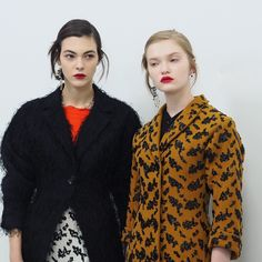 Backstage at the Christian Dior Spring 2016 Couture Collection - -Wmag