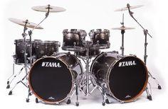 Tama Drums, best sound!