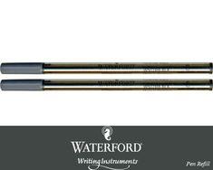 Waterford Refills Black - 2 Pack Rollerball Pen