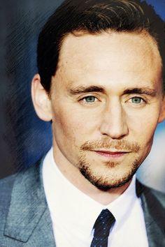 Tom Hiddleston Fan art