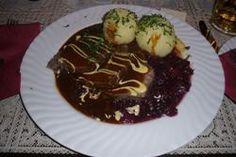 Deutsche Rezepte: Sauerbraten