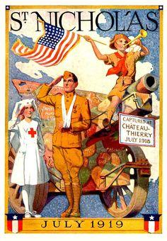 st nicholas magazine | St. Nicholas Magazine, July 1919