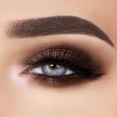 Best Ideas Of Makeup For Blue Eyes ★ See more: http://glaminati.com/makeup-for-blue-eyes-ideas/