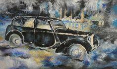 forgotten beauty acrylic on canvas 60x100cm