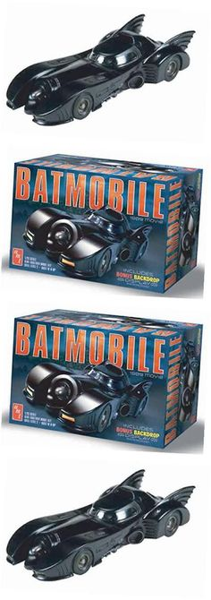 Super Hero 2593: 1 25 1989 Batmobile Plastic Model Kit -> BUY IT NOW ONLY: $36.03 on eBay!