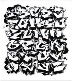 Graffiti-Alphabet-3D-Style.jpg (600×675)