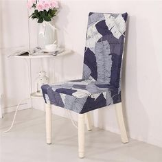 1pcs Spandex Seat Cover Dining Chair Covers for Restaurant Wedding Part Decor GW