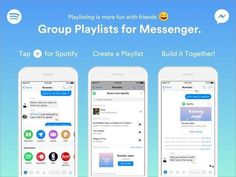 Spotify has announced a new integration with Facebook Messenger that lets you and your friends create music playlists with the bot. Designed for use on social occasions like parties, it lets anyone add to the playlist to create the perfect soundtrack.