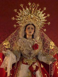 Virgen de la Zamarrilla.
