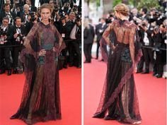 Cannes Film Fest 2014 Best and Worst Dressed: Day 1 | Celebuzz