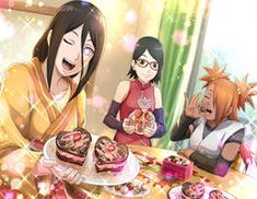 [BORUTO] Kunoichi Cooking | Valentine's Day 2019 by DP1757