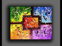 How to paint colorful abstract art using acrylic colors. this art was born after 90 minutes and it's one of creative abstract arts on my channal. Watercolor Paintings Abstract, Acrylic Painting Canvas, Abstract Oil, Painting Art, Colorful Abstract Art, Abstract Images, Modern Art Paintings, Indian Paintings, Oil Paintings