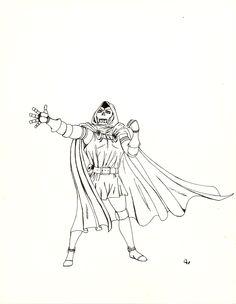 Doctor Doom de John Byrne