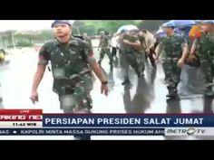"""ANTISIPASI AMUK MASA Presiden Jokowi Di Kawal Ketat """" Aksi Damai 212 Di ..."""