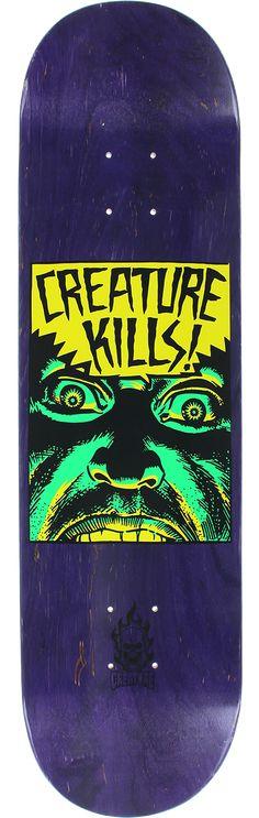 Creature Skateboards