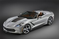2015 Chevrolet Corvette Atlantic Special-Edition Design Package