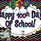 Free-Excited about the 100th day??? We are! I just whipped up some updated 100th day certificates